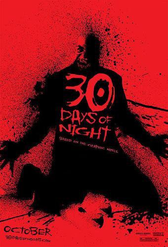 El segundo nuevo cartel de 30 Days of Night